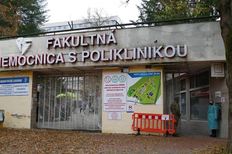 Fakultná nemocnica s poliklinikou v Žiline