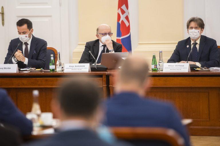 Vypočúvanie kandidátov na šéfa Generálnej prokuratúry SR