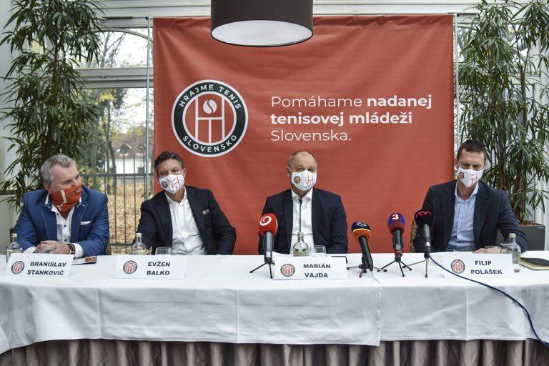 Branislav Stankovič Evžen Balko Marián Vajda Fiilip Polášek