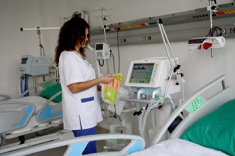 nemocnica, sestrička