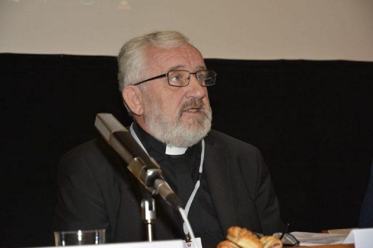 bratislavský eparcha Mons. Peter Rusnák