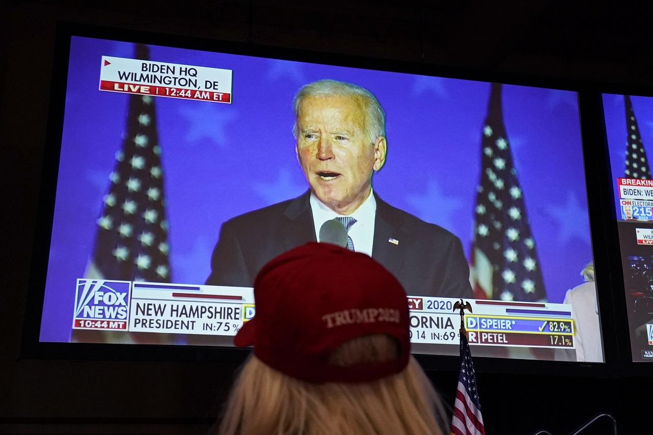 Prezidentské voľby v USA