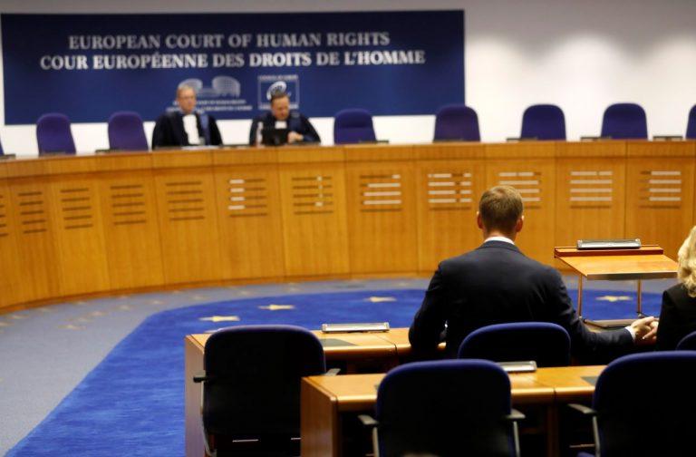 Európsky súd pre ľudské práva (ESĽP)