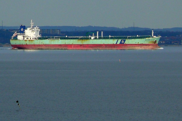 BW Rhine tanker