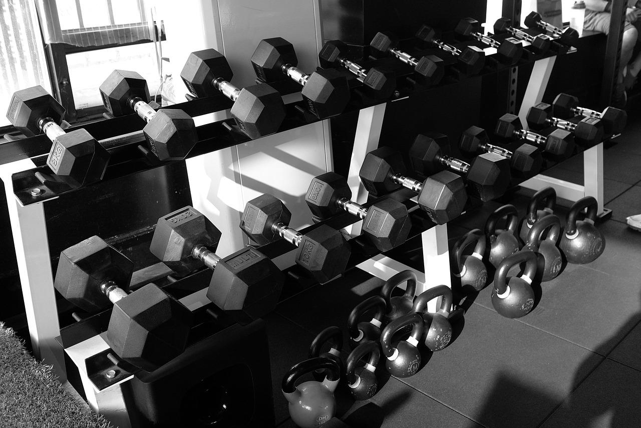 fitnes, posilňovňa, telocvičňa