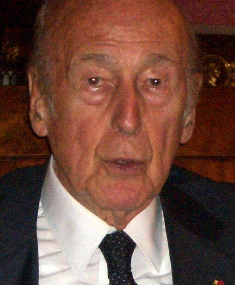 Bývalý francúzsky prezident Valéry Giscard d'Estaing