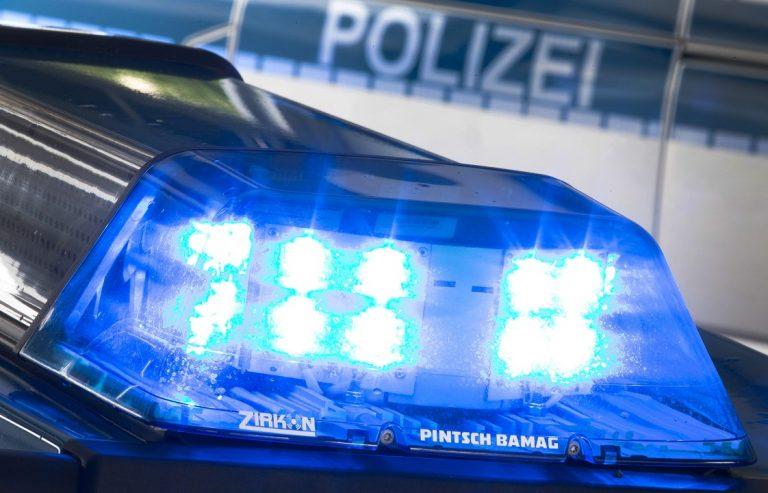 nemecko polícia