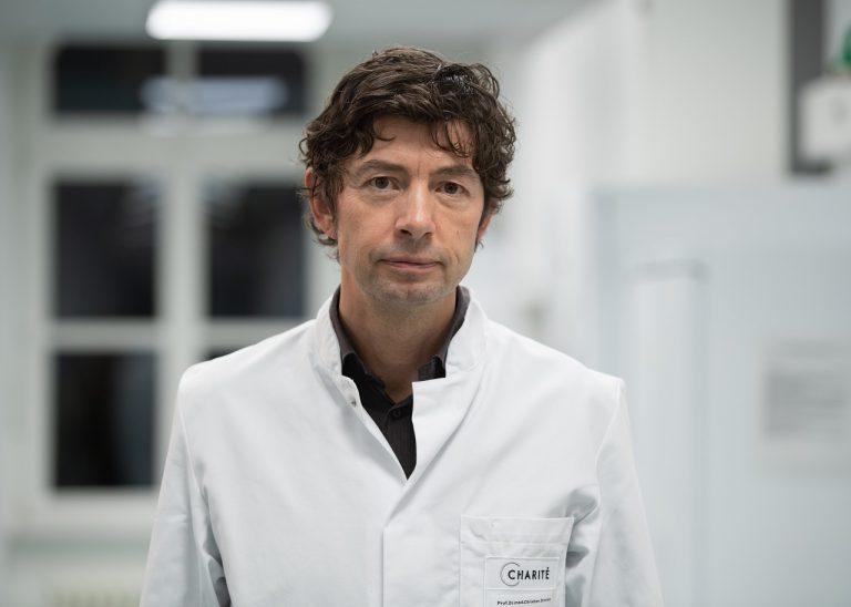 Virológ Christian Drosten