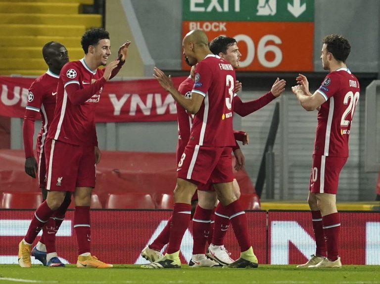 FC Liverpool - Ajax Amsterdam