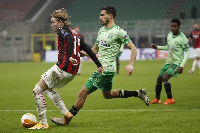 AC Miláno - Celtic Glasgow