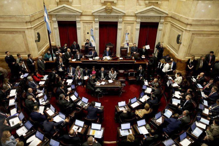 Argentína parlament