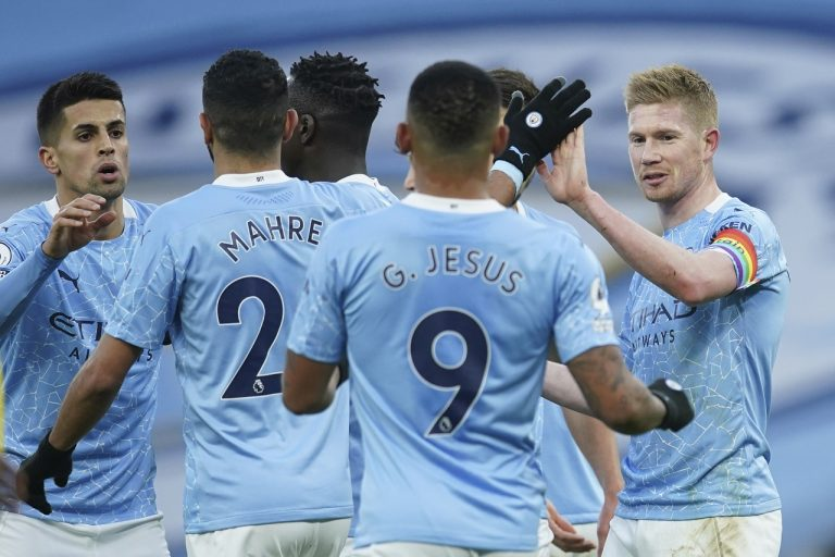 Manchester City - FC Fulham