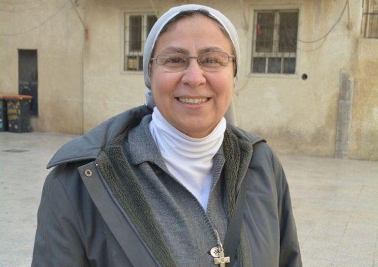 Svedectvo sr. Annie v Sýrii: Ľudia sú bezradní, vyčerpaní a zraniteľní