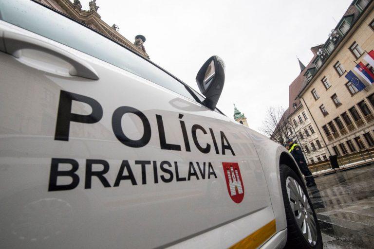 Polícia Bratislava