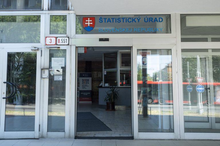 Statistický úrad SR