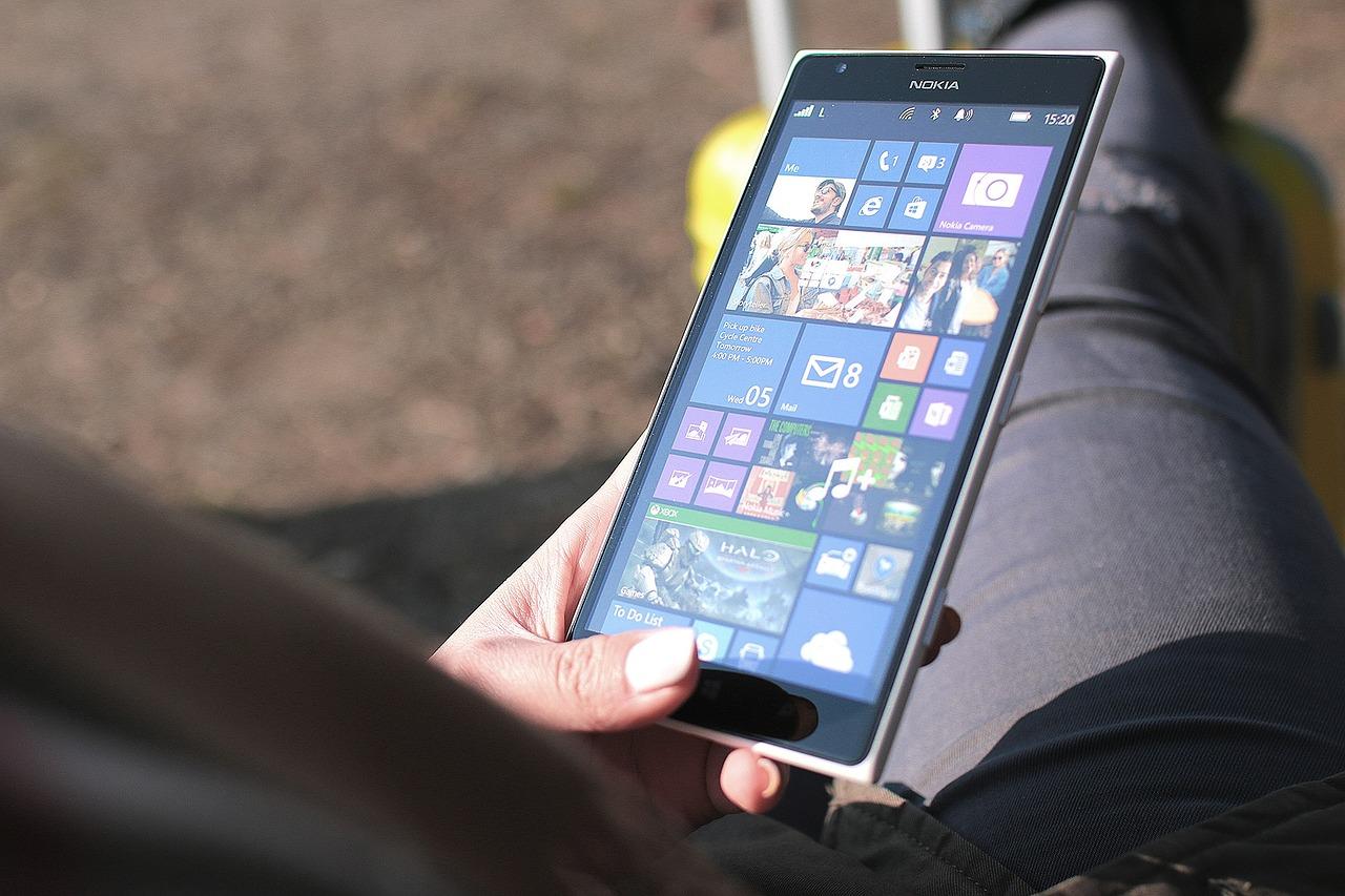 nokia smartfon telefon