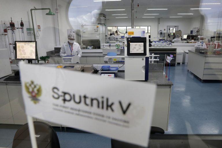 Vakcína Sputnik V