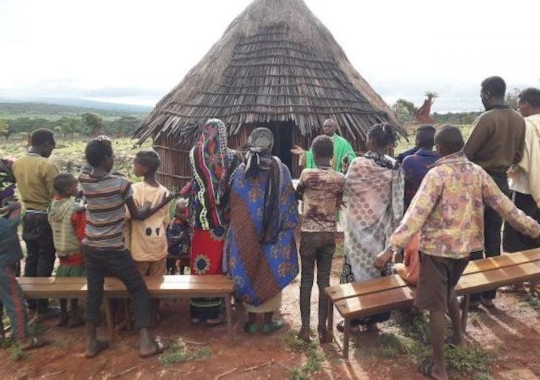 Etiópski biskupi
