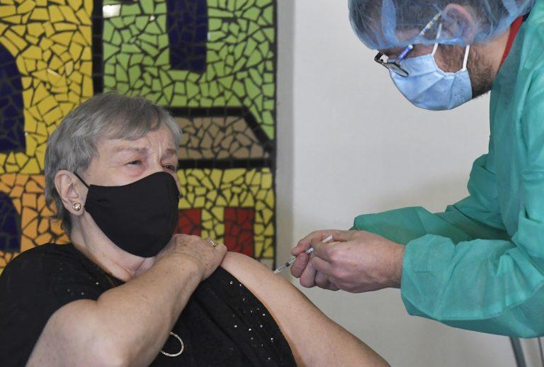 očkovanie vakcína korona covid