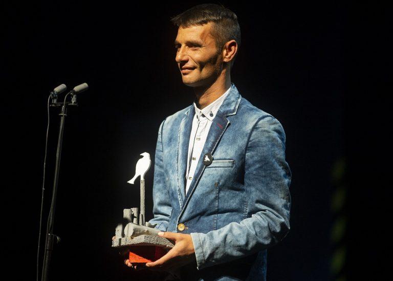 laureát ocenenia Biela vrana Milan Hudák