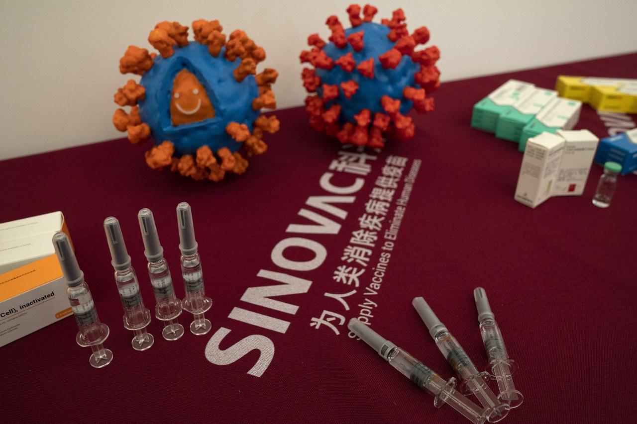 sinovac vakcina