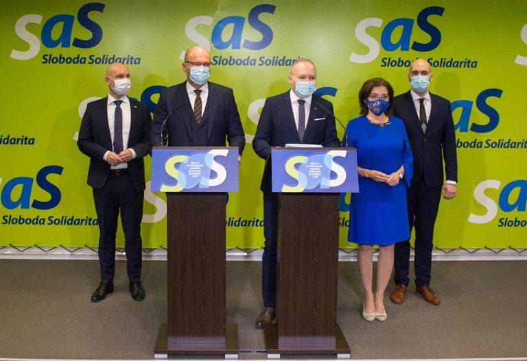 členovia SaS
