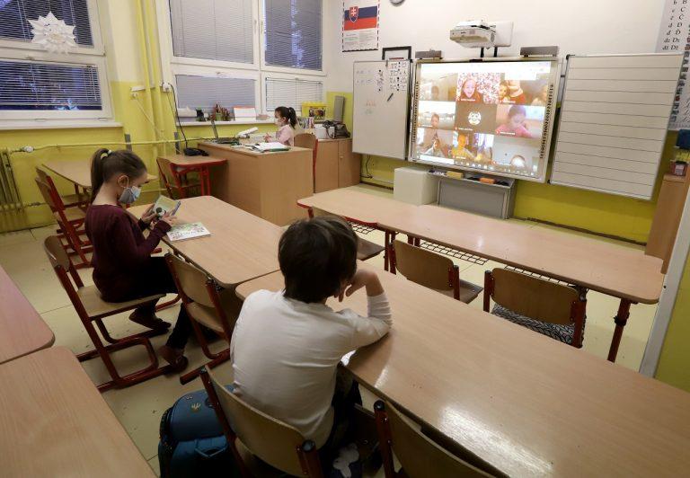 deti, vyučovanie, škola