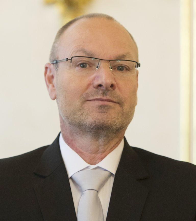 prezident Slovenskej komory exekútorov (SKE) Miroslav Paller