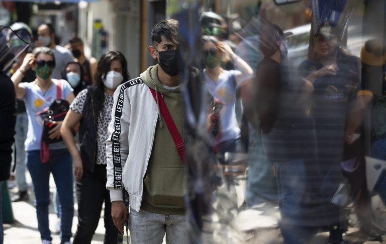 Koronavírus v Mexiku