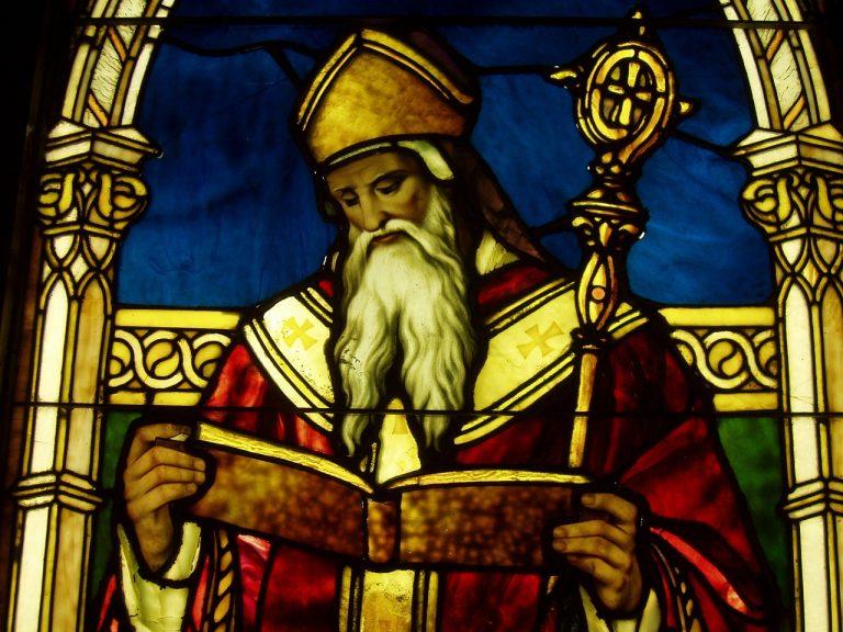 Augustín (Aurelius Augustinus)