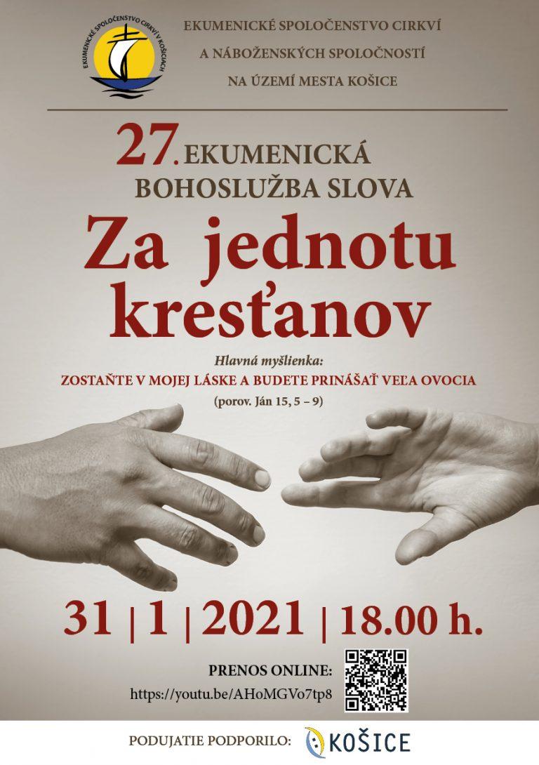 Ekumenické spoločenstvo cirkví a náboženských spoločností na území mesta Košice