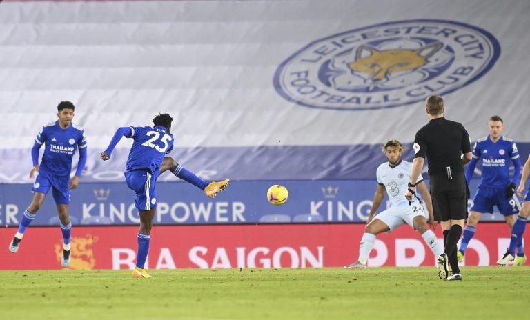 Leicester City - Chelsea Londýn
