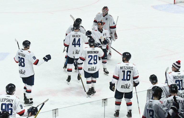 HK Nitra - HC Slovan Bratislava