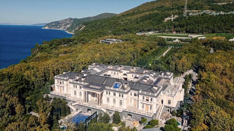luxusné sídlo