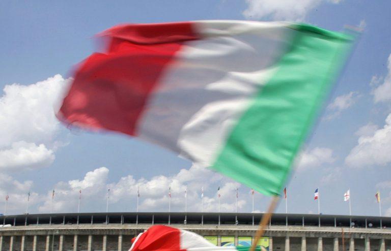 talianska vlajka