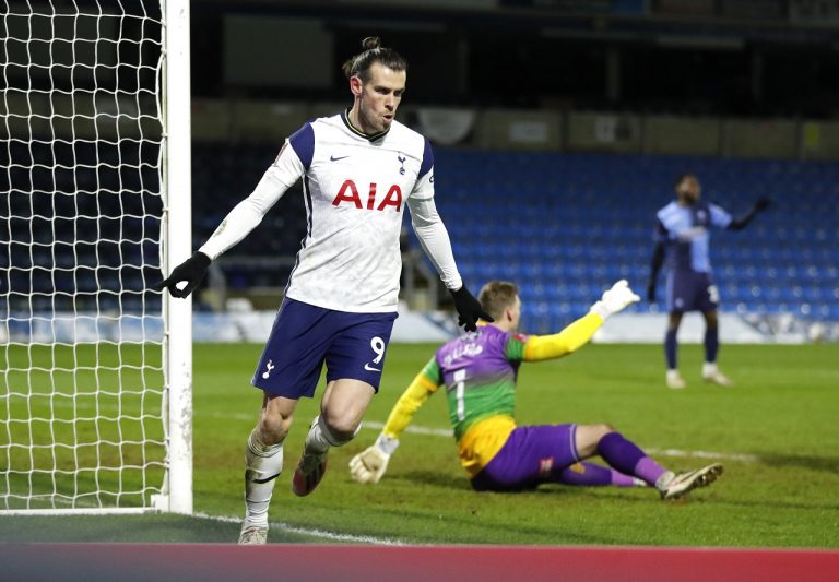 Wycombe Wanderers - Tottenham Hotspur