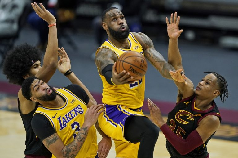 Cleveland Cavaliers - Los Angeles Lakers