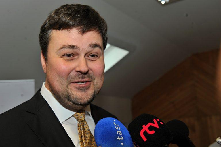 generálny riaditeľ Slovenskej pošty Peter Helexa