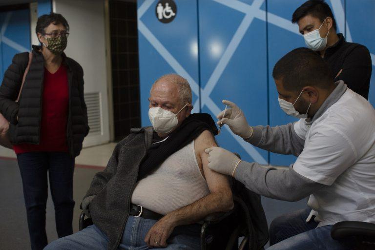 očkovanie Izrael