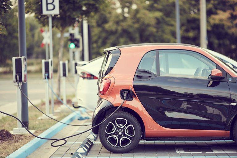 elektrické autá