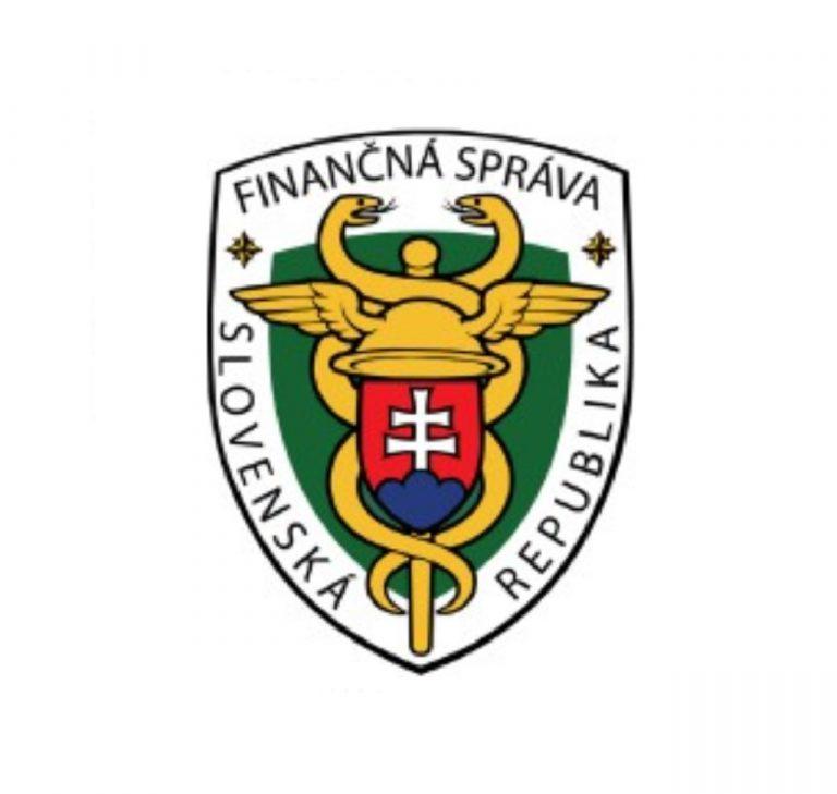 logo finančná správa