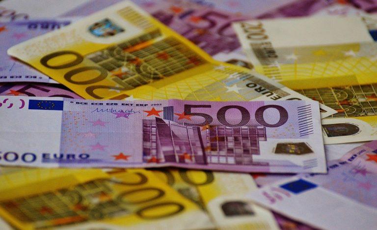 eurá, peniaze