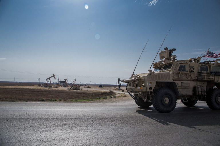 usa armada vojaci syria