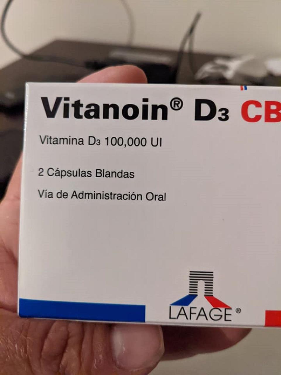 vitD3 La Paz