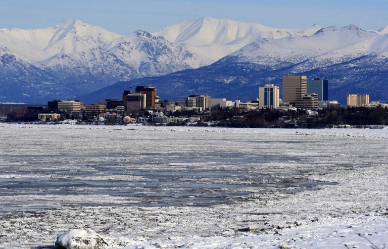 Anchorage aljaska