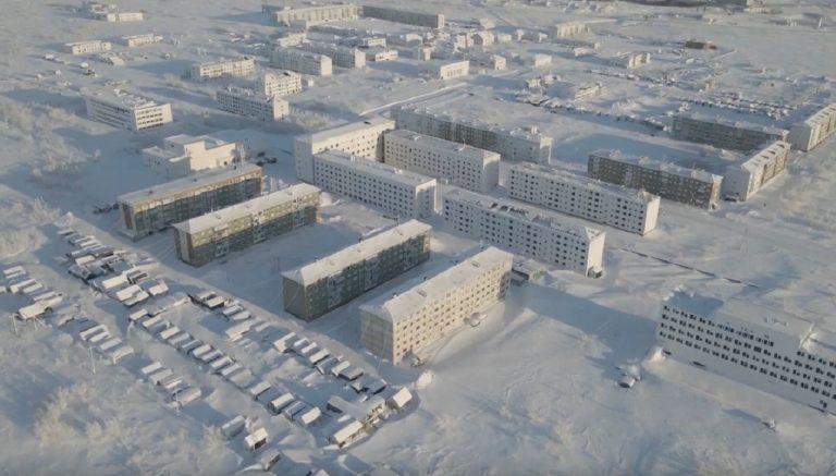 mesta za polarnym kruhom