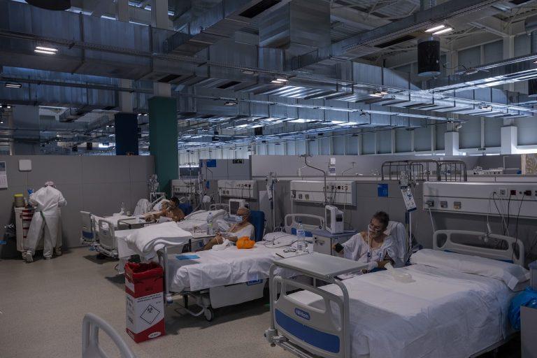 pacienti, koronavírus