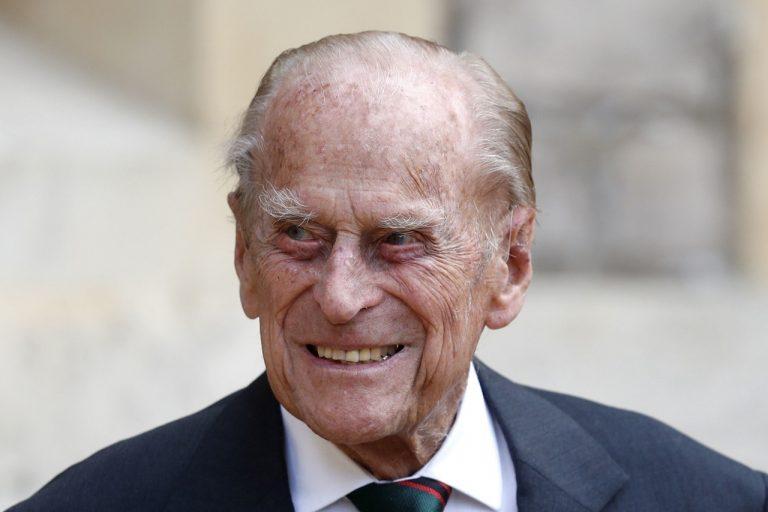 Británia Princ Philip Hospitalizácia