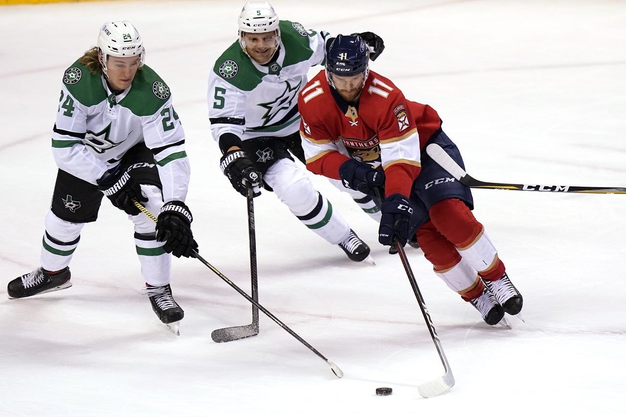 Florida Panthers - Dallas Stars