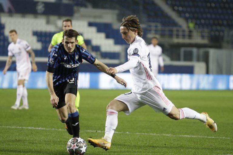 Atalanta Bergamo - Real Madrid